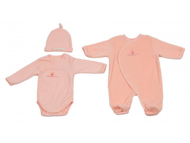 Set pyjama body bonnet 3 m